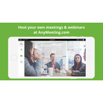 AnyMeeting Mobile Apps Screenshot