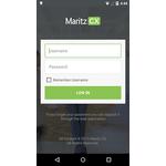 MaritzCX Mobile Apps Screenshot