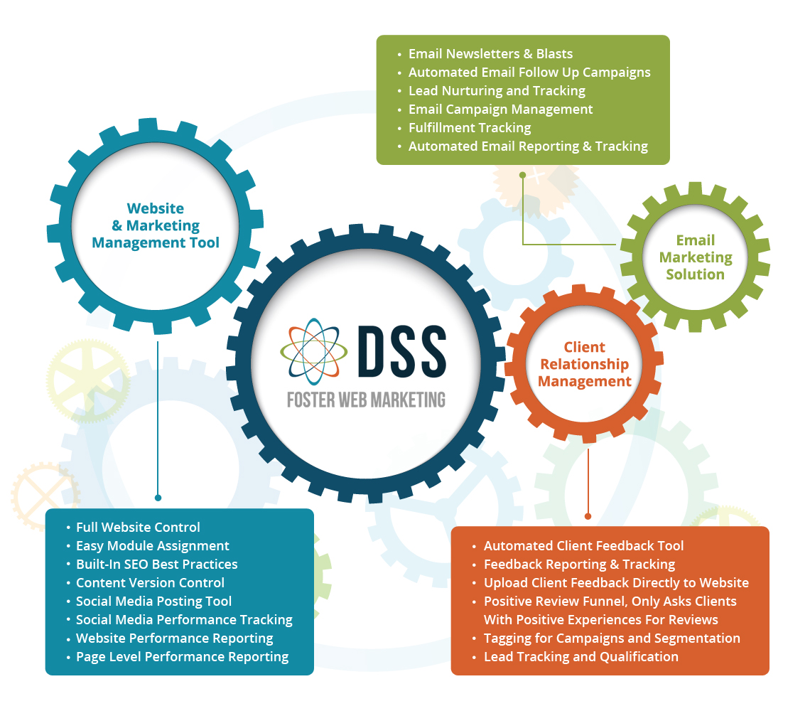 DSS Demo - DSS Features
