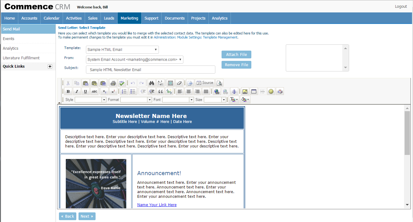 Commence CRM Demo - marketing+-+bulk+e-mail.PNG