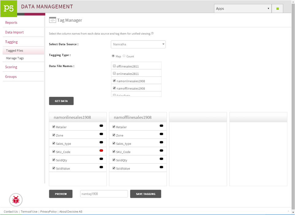 Plumb5 Demo - Tag Manager