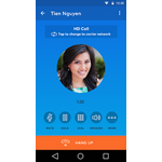 Dialpad Mobile Apps Screenshot