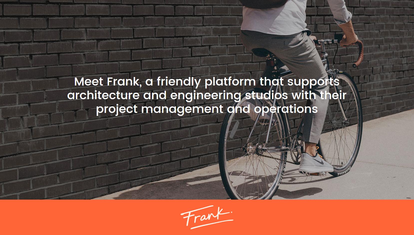 Frank Demo - Frank, a friendly platform for AEC firms