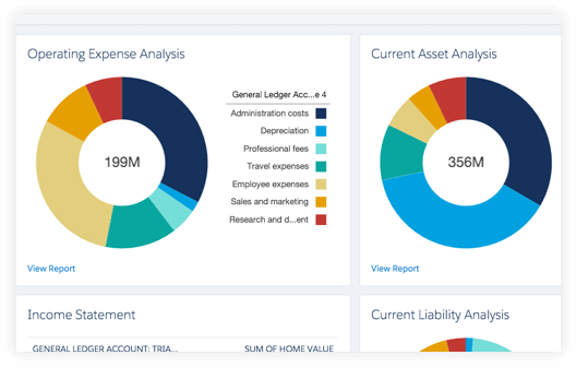 FinancialForce Accounting Demo - A best of class accounting solution