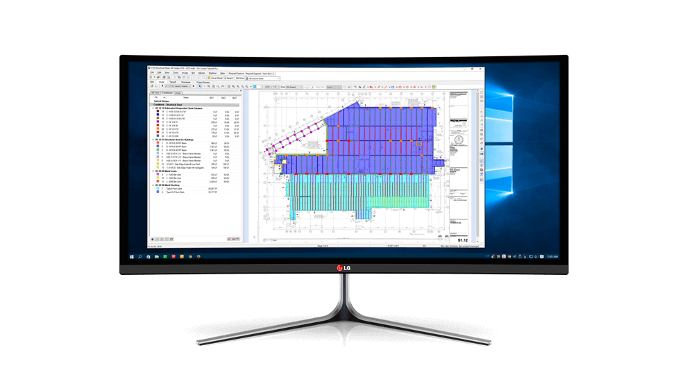 On-Screen Takeoff® Demo - Highlight, Measure, And Record With Ease