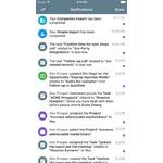 ProsperWorks CRM Mobile Apps Screenshot