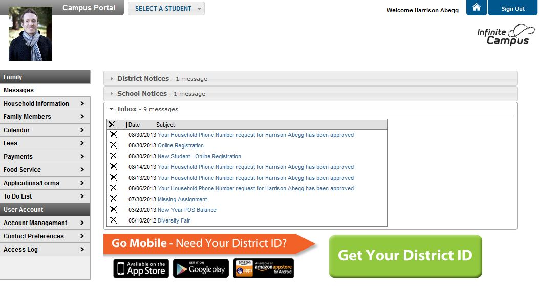 Infinite Campus Demo - Parent+Portal+Process+Inbox+Messages+(Messenger).JPG