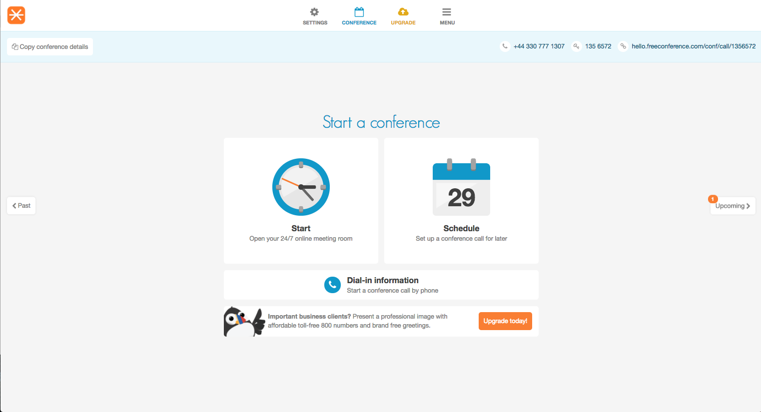 FreeConference com Reviews 2019: Details, Pricing