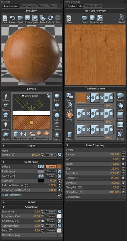 Thea Render Demo - Thea Render Material Studio