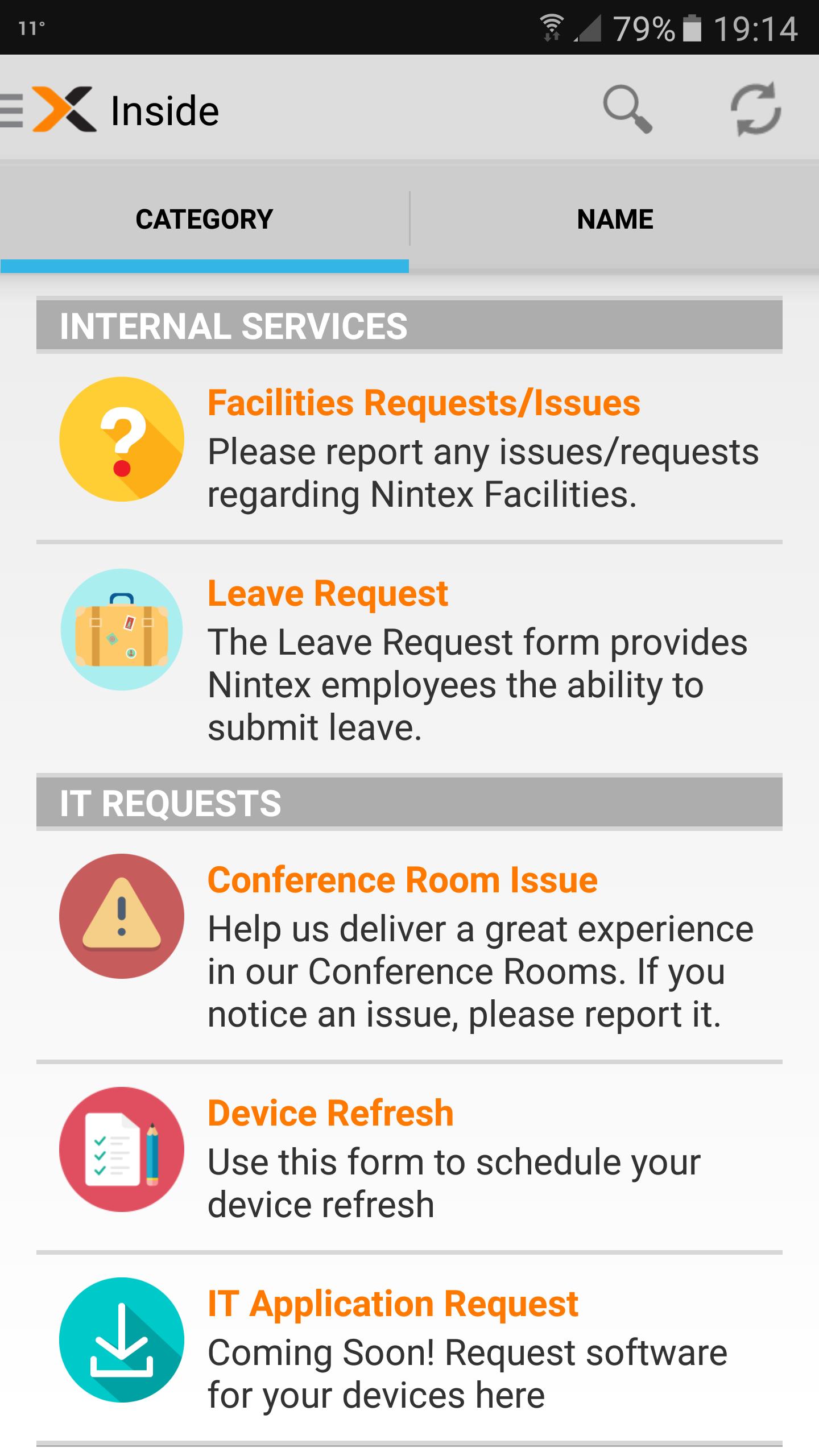 Nintex Workflow Platform Demo - Nintex Mobile