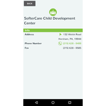 EZCare Mobile Apps Screenshot