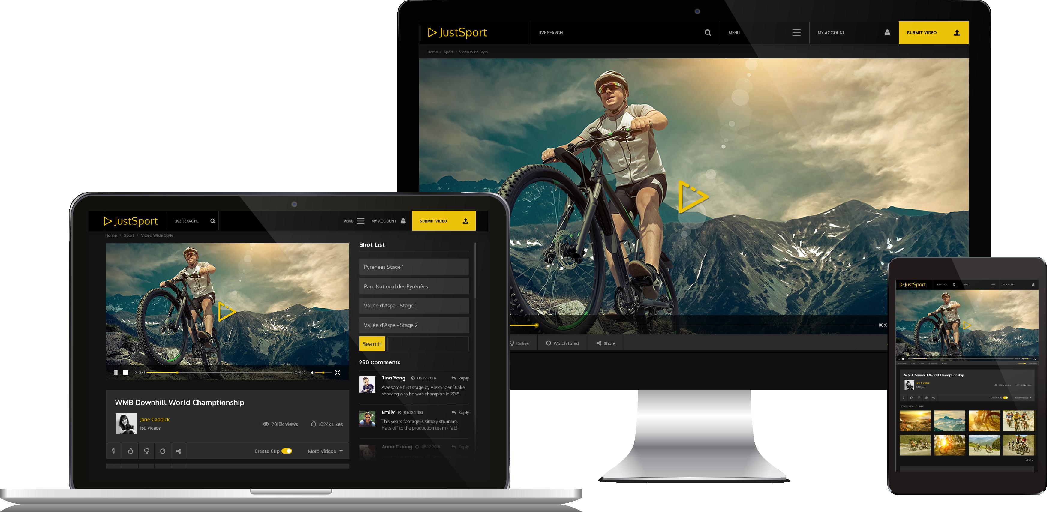 Imagen Enterprise Video Platform Demo - Imagen v5 Example