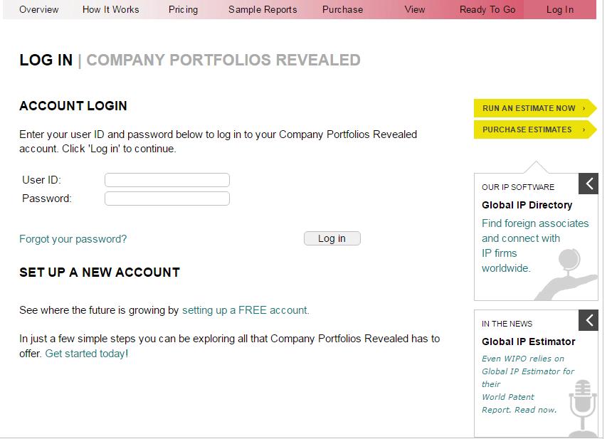 Company Portfolios Revealed Demo - Company Portfolios Revealed