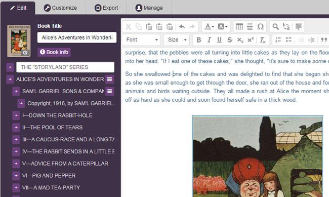 Kotobee Author Demo - Create Engaging Ebooks