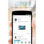 Salesforce CRM Mobile Apps Screenshot