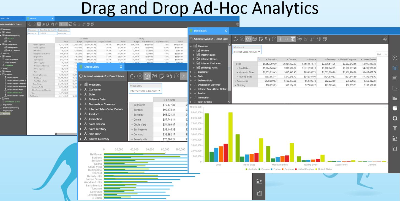 CALUMO Demo - Ad-Hoc Analytics