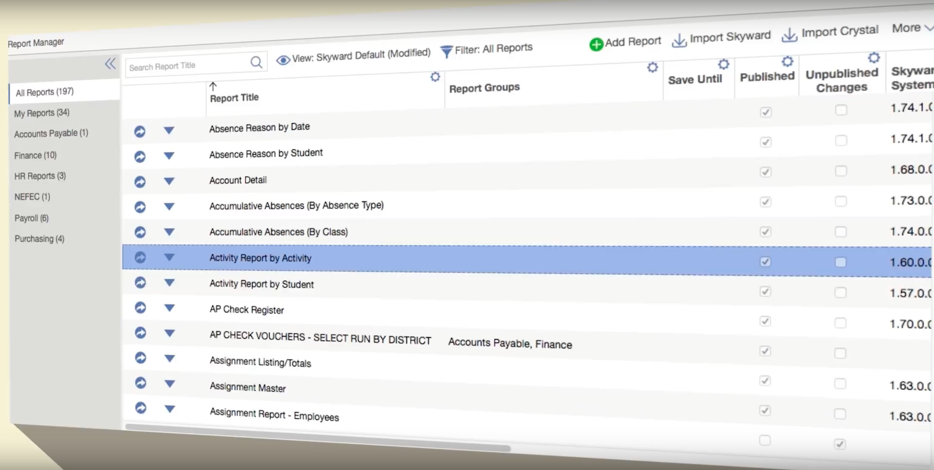 Skyward Student Management Suite Demo - Reports.png
