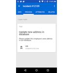 Samanage Mobile Apps Screenshot