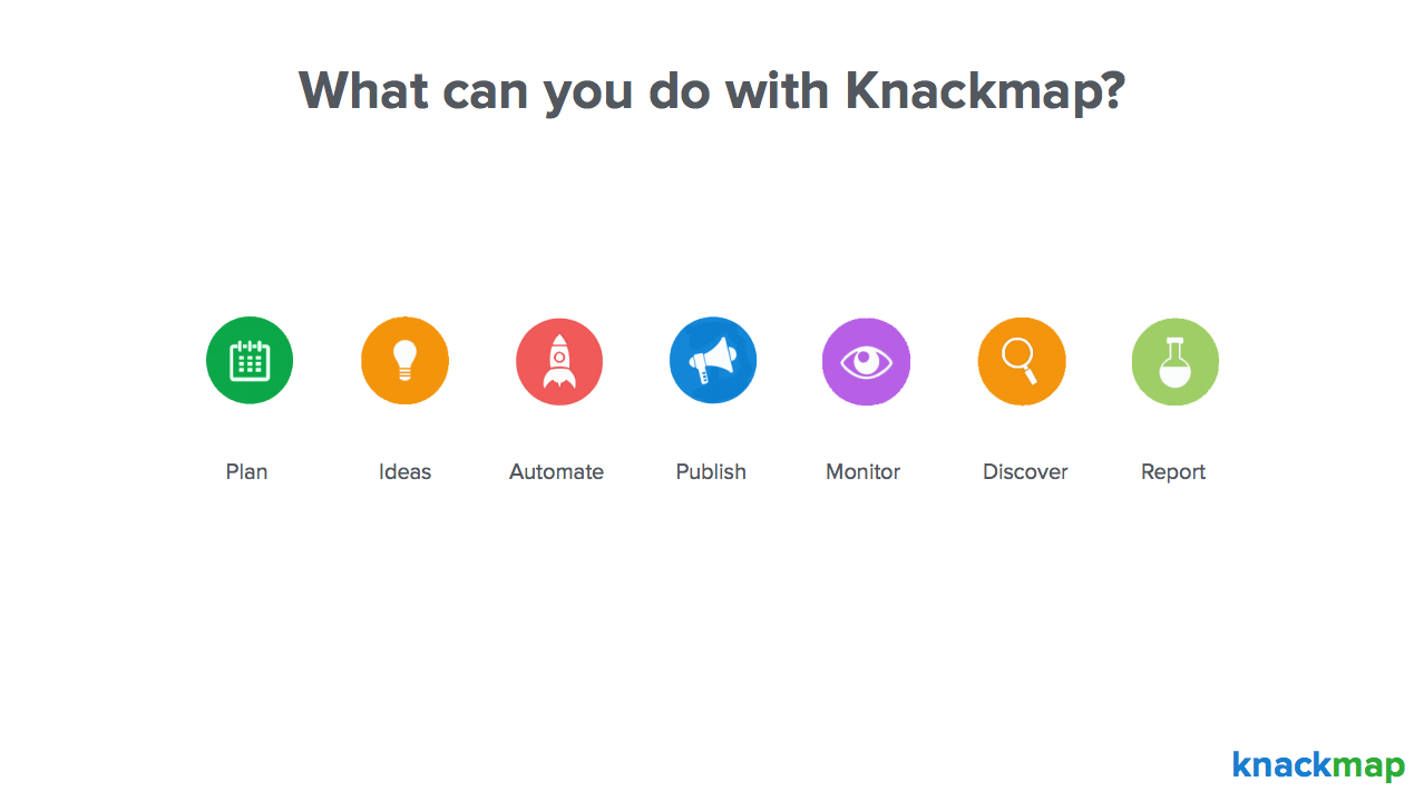 Knackmap Demo - What can you do with Knackmap?