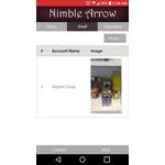 Pitcher Mobile Apps Screenshot