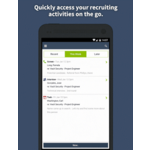 Crelate Talent Mobile Apps Screenshot