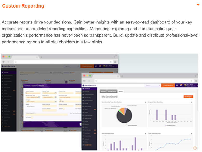 GrowthZone Demo - Custom Reporting