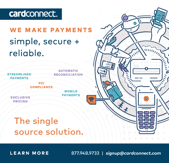 CardConnect Demo - We make payments simple, secure + reliable.