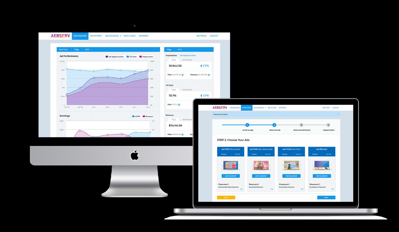 AerServ Demo - AerServ-Platform