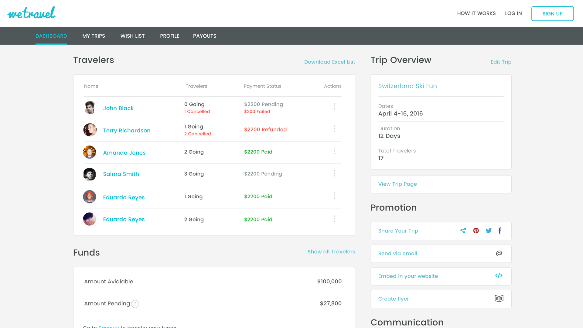 WeTravel Demo - Management+Dashboard+for+Travel+Professional.png