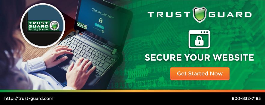 Trust Guard Cyber Security Scanning Demo - Secure Your Website