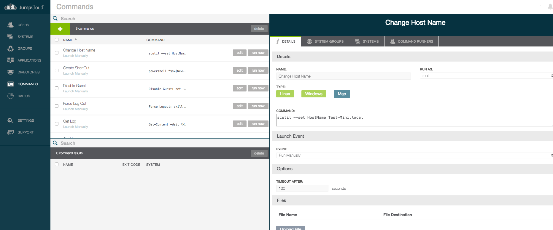 JumpCloud Directory-as-a-Service Demo - JumpCloud - Screenshot 1