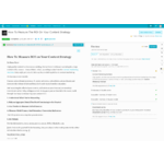 Contently Demo - Smart Content Review