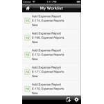 Pega Customer Engagement Suite Mobile Apps Screenshot