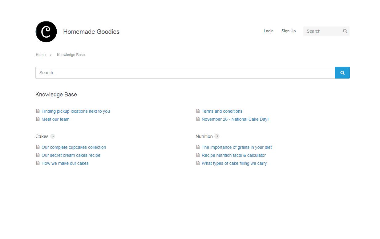 Helprace Demo - screen1.png