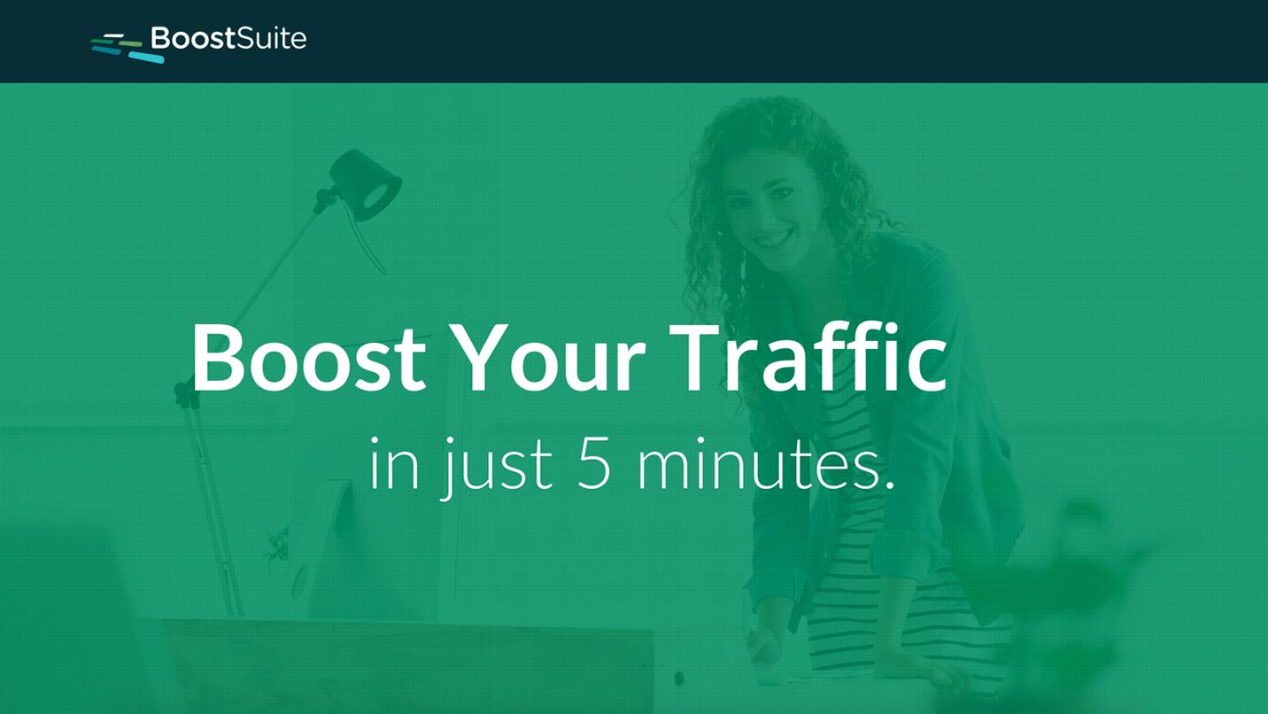 BoostSuite Demo - We Make High Performance Digital Advertising Easy
