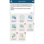 DATABASICS Expense Mobile Apps Screenshot