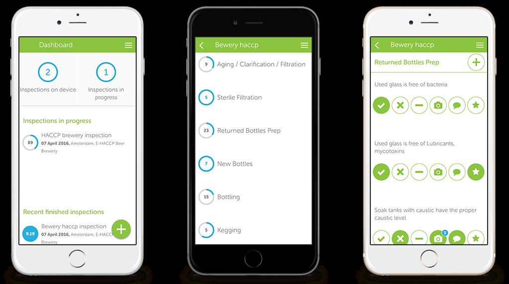 Checkbuster Demo - Checkbuster mobile app