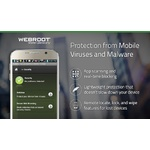 Webroot Endpoint Protection Mobile Apps Screenshot