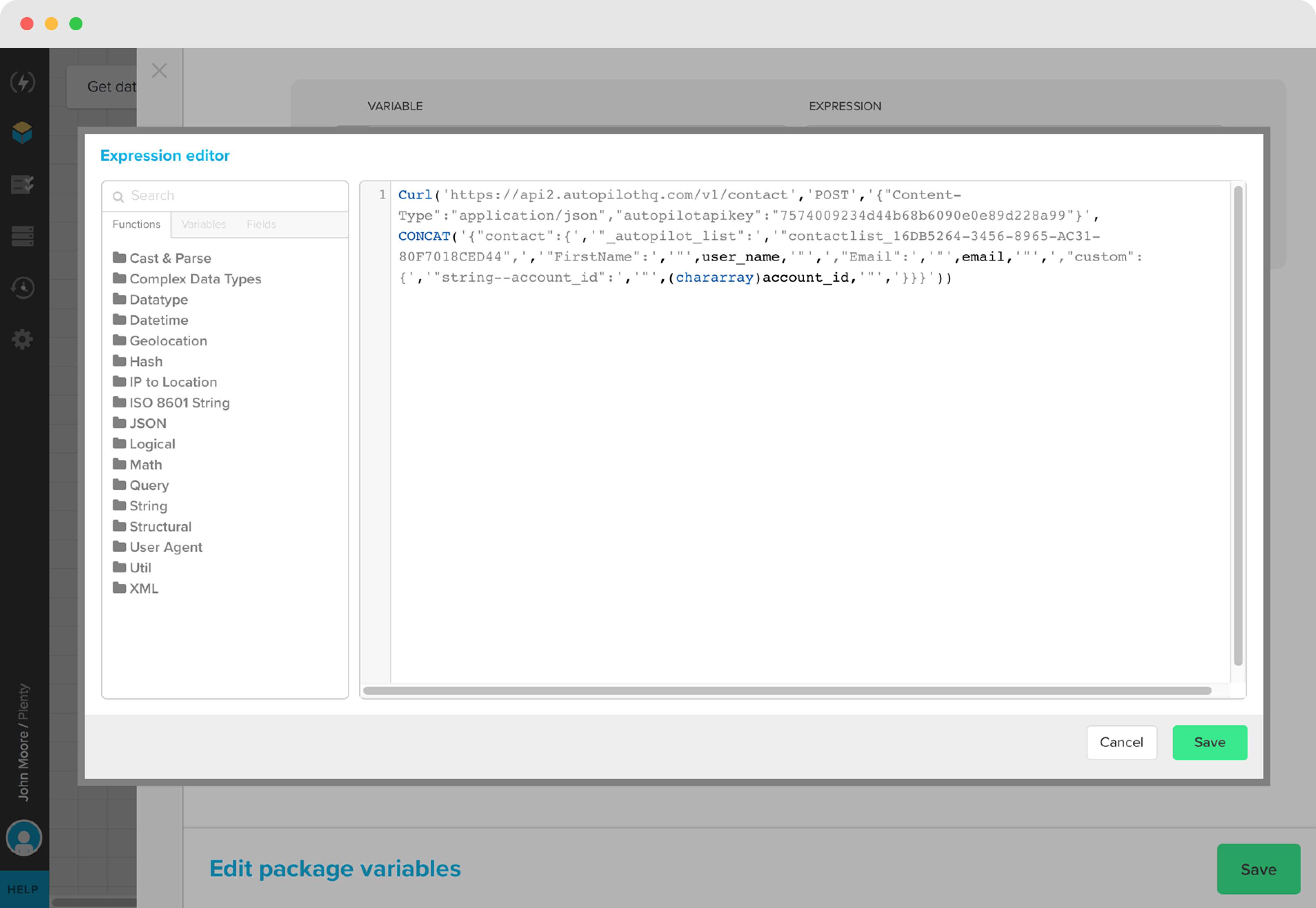 Xplenty Demo - screenshot-2