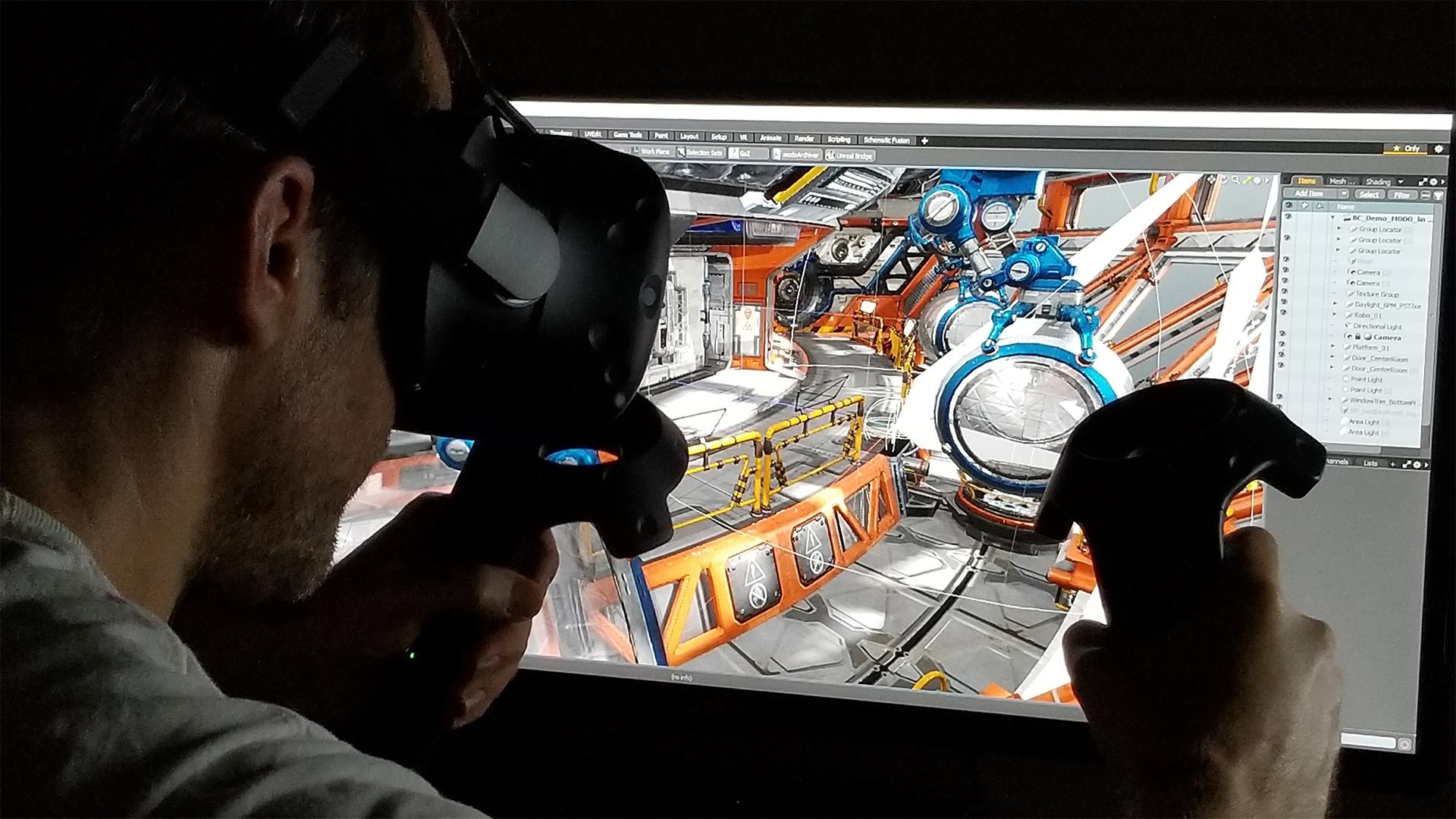 Modo Demo - Modo VR