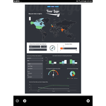 ClicData Mobile Apps Screenshot