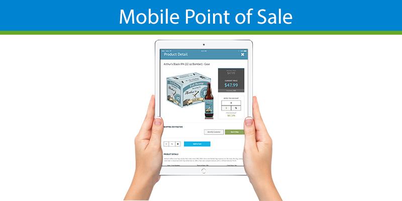 Nexternal eCommerce Platform Demo - Mobile Point of Sale