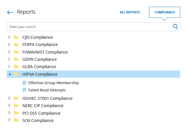 Netwrix Auditor Demo - Out-of-the-box Compliance Reports