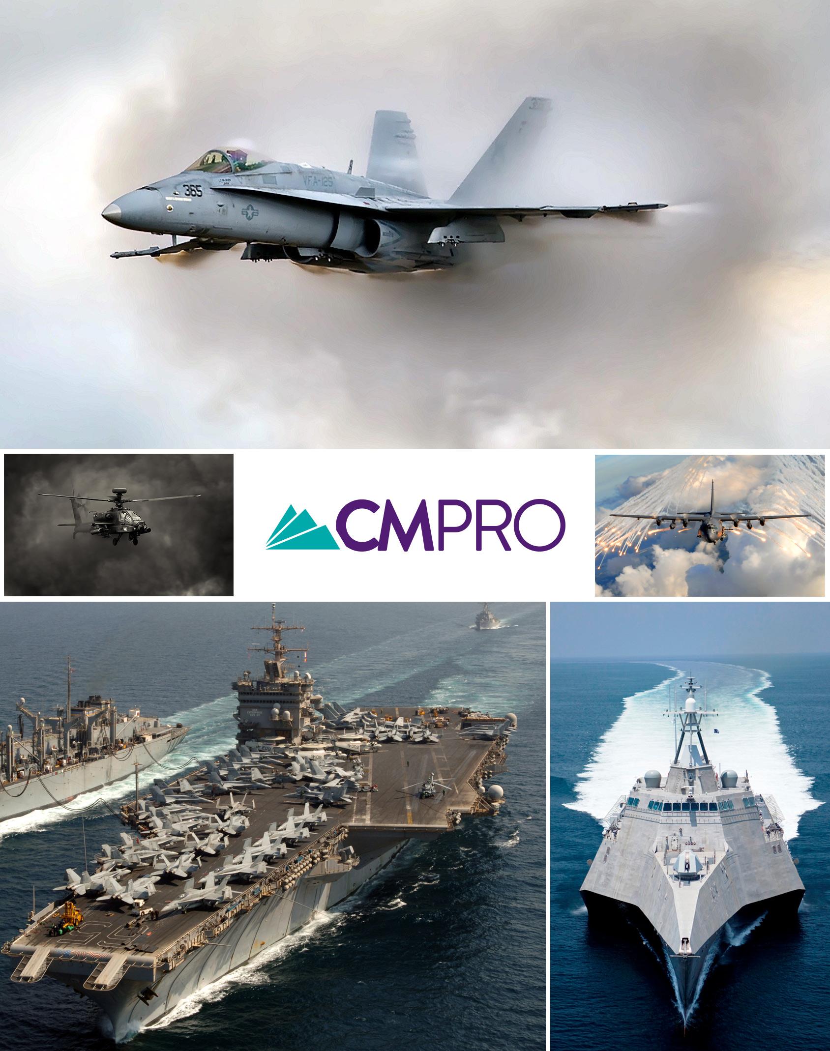 CMPRO Demo - CMPRO Servicing Government & Commercial Enterpise