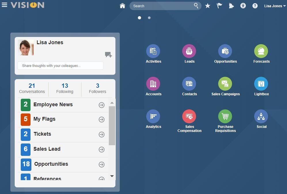 Oracle Sales Cloud Demo - OSC+Landing+Page.JPG