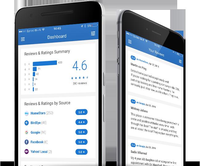 BirdEye Demo - BirdEye Mobile App
