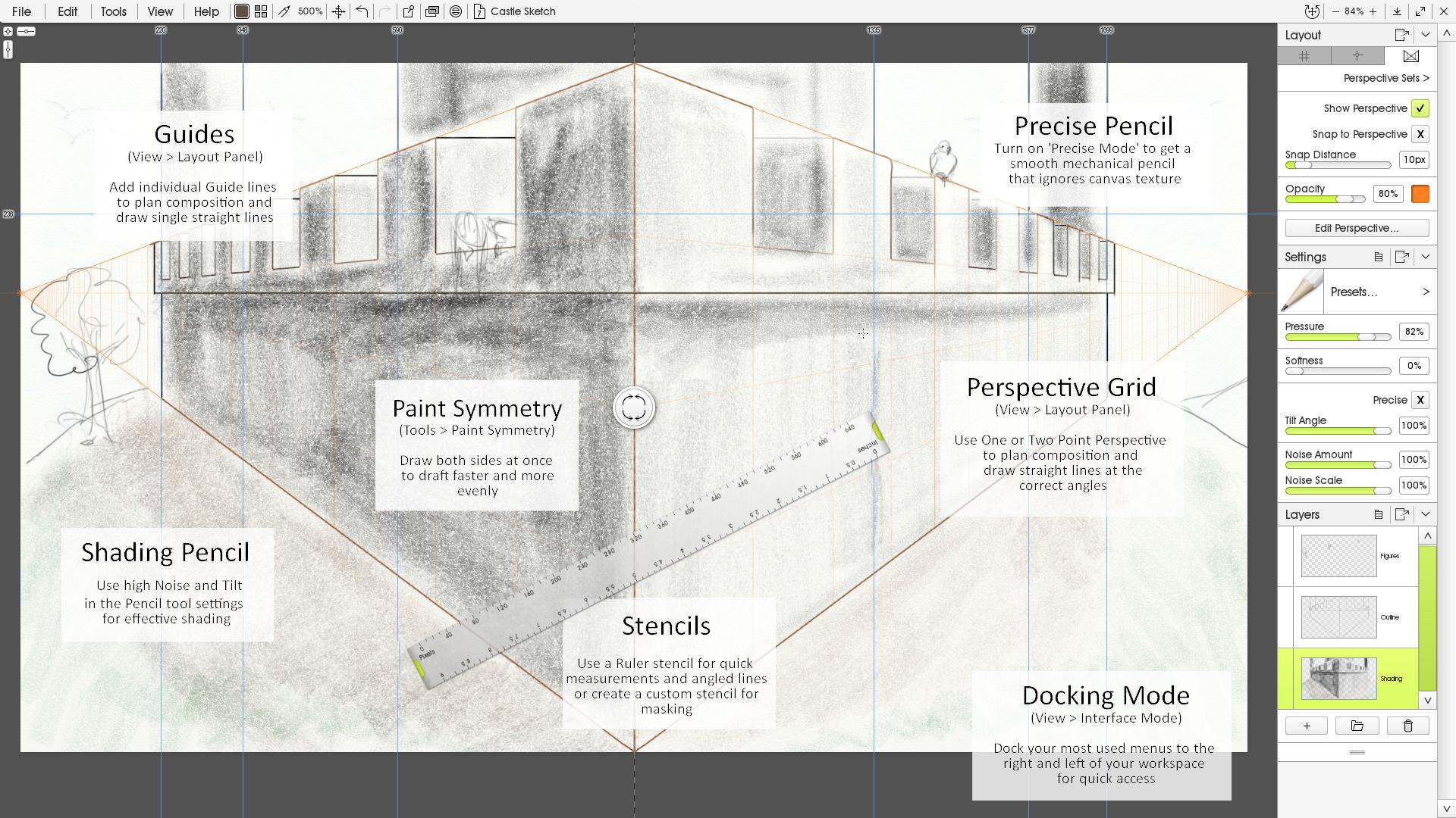 ArtRage Demo - Graphic Design Tools