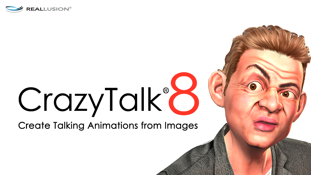 CrazyTalk Demo - CrazyTalk 8_ Create Talking Animations in real-time from any Images