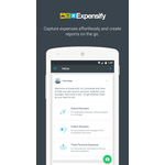 Expensify Mobile Apps Screenshot