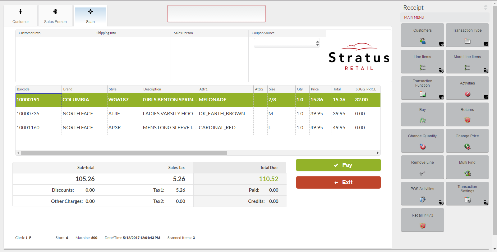 Stratus Retail Demo - Stratus Point of Sale Screen.png